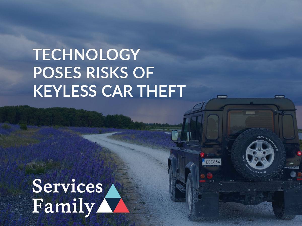 Read the full article Keyless Entry Vehicle Risks