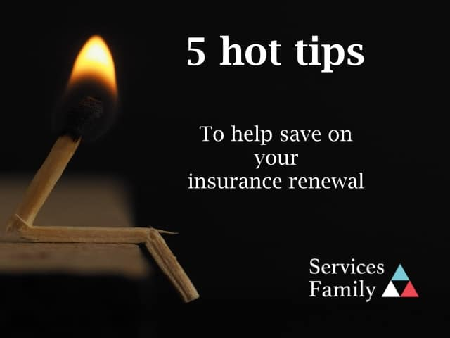 Read the full article 5 tips to save money on your insurance