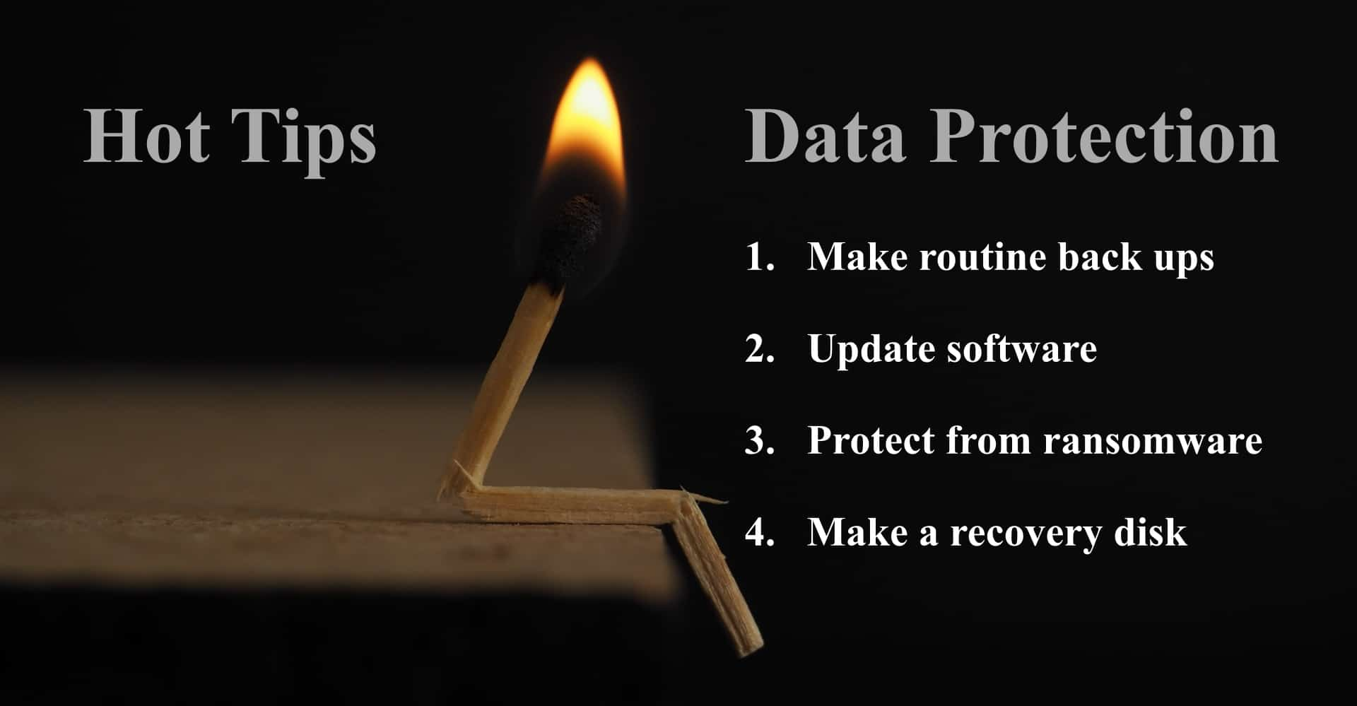 Read the full article Data Protection – 4 Hot Tips